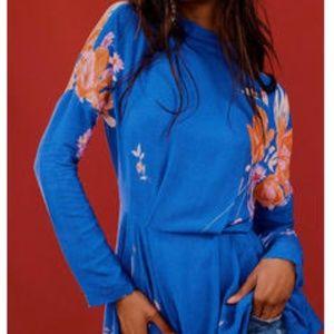 Free People Gemma Tunic Minidress